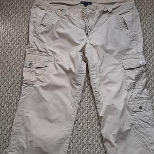 Pants - TOMMY HILFIGER capris